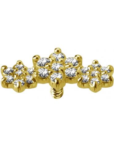 ELEMENT TRINITY 18 carat