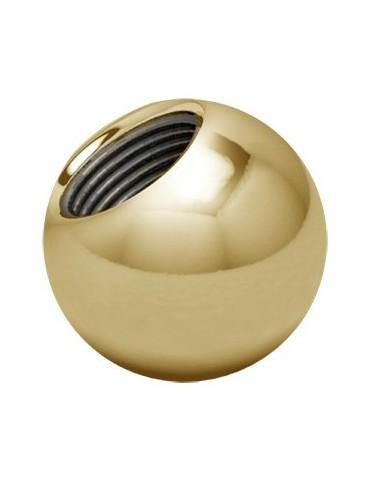 Zircon Gold  Ball
