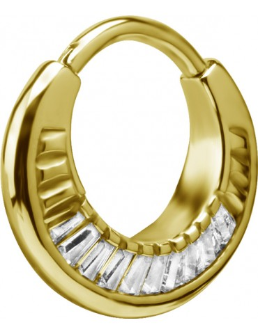 Bijoux d'Oreille cristal...