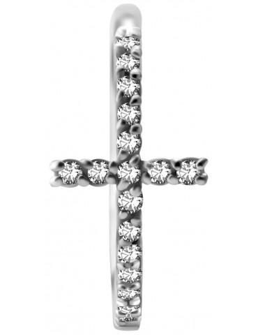 croix certis crystal blanc...