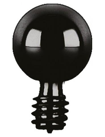 TITANE ball noir en 1.2 mm int