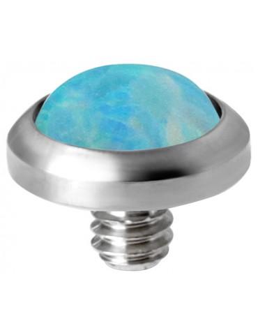 Micro Disc  Opale synthetique