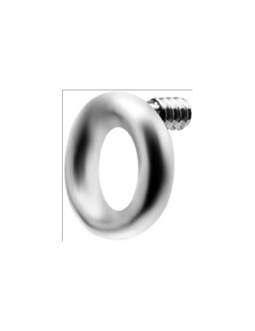 Attache Titane Cercle