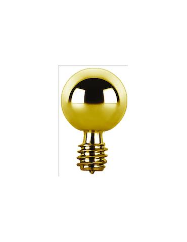Boule Titane Gold