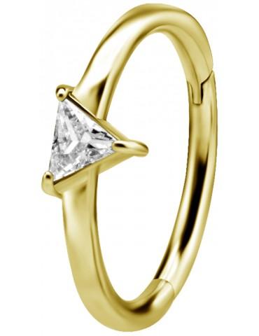 Anneau Clicker triangle...