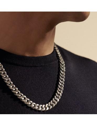 Collier Curb Chain