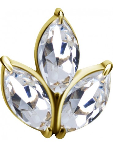 marquise or 18 carat